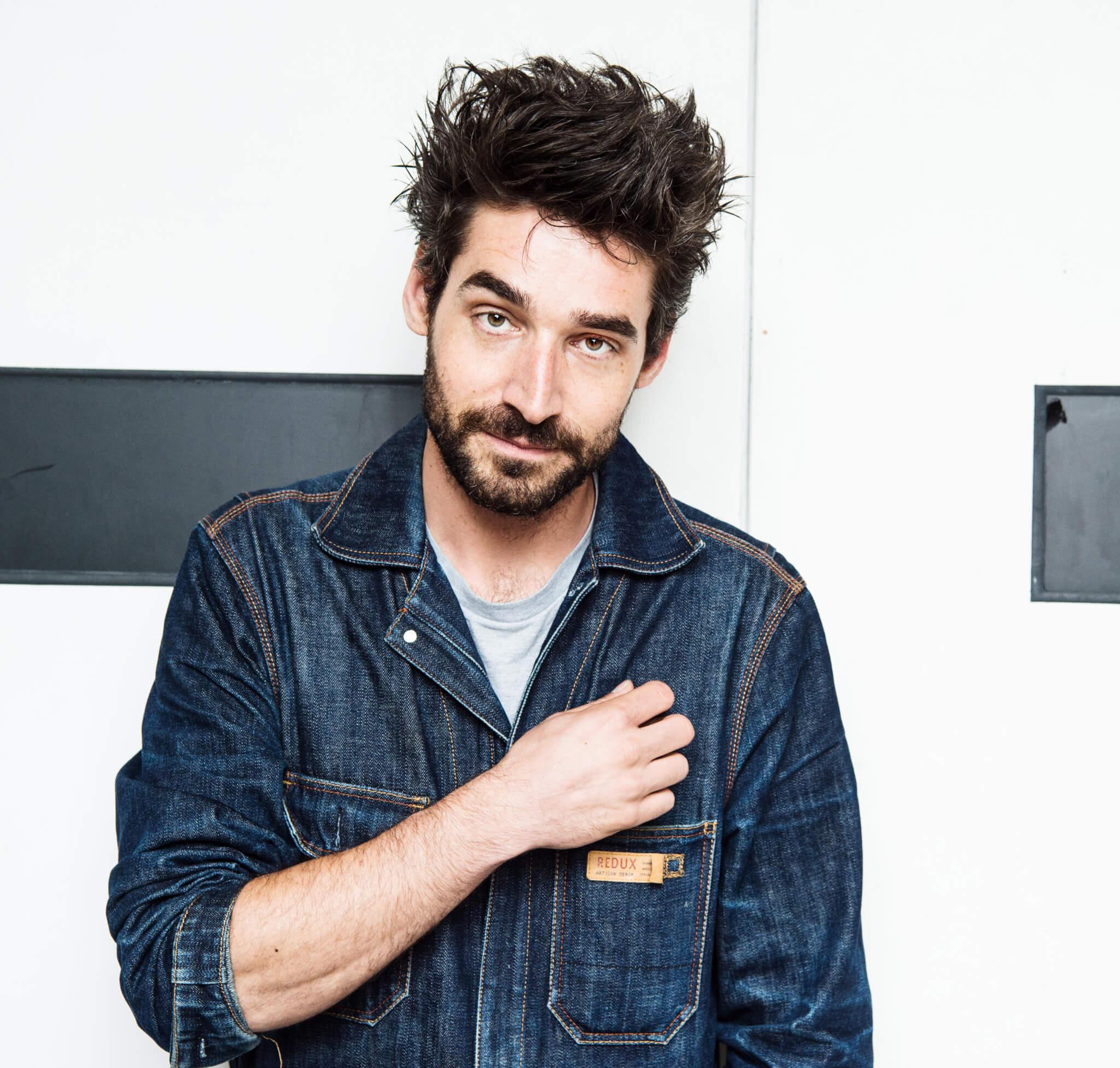 Thom Luz-Regisseur und Musiker